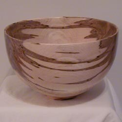 Ambrosia maple fruit bowl (gift)